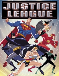 Justice League book