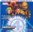 My Day With Fantastic Four interactive storybook CD