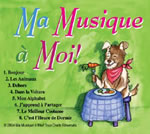 French Version My Very Own Music CD