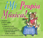 Spanish Version My Very Own Music CD