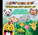 Animals are my Best Friends music CD