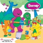 Barney Music For Me CD