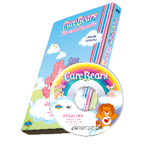 Care Bears Fitness DVD