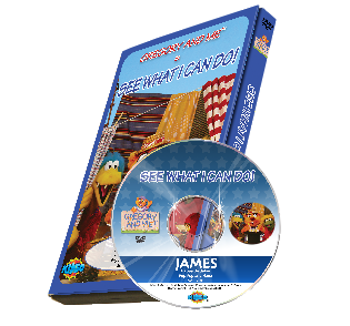 Gregory and Me: See What I Can DO DVD