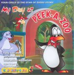 My Day at Peek-a-zoo interactive storybook CD