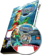 Little Mermaid Photo Personalized DVD