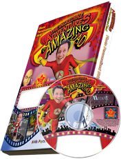 The Incredible Adventures of Amazing DAD Photo Personalized DVD