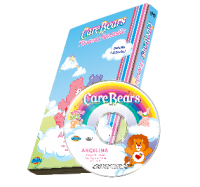 Care Bears: Fitness Is Funtastic DVD