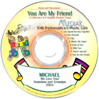 You Are My Friend CD