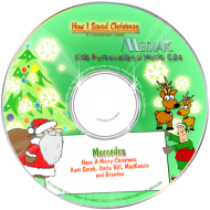 How I saved Christmas - Audio Story CD
