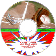 CD - Baseball - Sports Broadcast