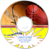 CD - Basketball - Sports Broadcast