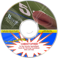 MP3 - Football - Sports Broadcast