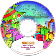 Christmas is Coming - Audio Story CD