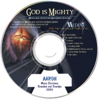 God Is Mighty - Christian Music CD