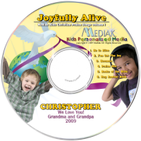 Joyfully Alive - Christian Music CD
