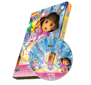 Dora the Explorer: Whose Birthday Is It?