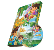 Dora, Diego and Me DVD