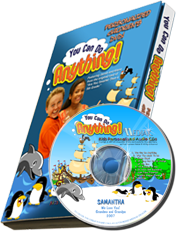 You Can Do Anything Personalized DVD