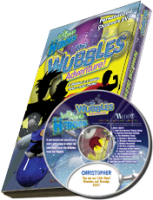 Half Size Heroes - The Wubbles Adventure DVD