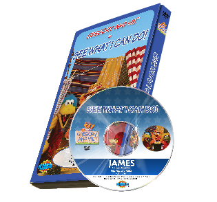 Gregory and Me: See What I Can Do! DVD