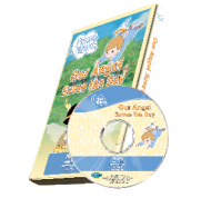 """Precious Moments: """"Our Angel Saves the Day"""" DVD"""