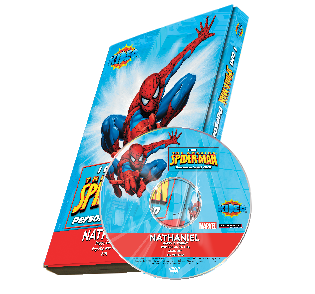 I Am the Amazing Spider-Man DVD