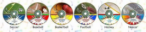 Sports Broadcast CDs