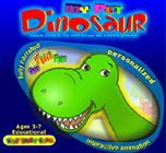 My Pet Dinosaur Interactive Storybook CD