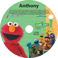 MP3 Sing Along With Elmo and Friends