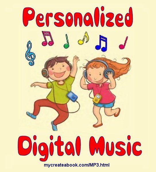 Digital MP3 Music