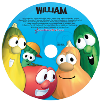 MP3 - Silly Songs with VeggieTales CD