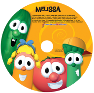 Sing Along with VeggieTales CD