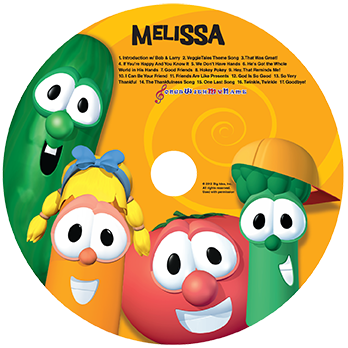 MP3 - Sing Along with VeggieTales
