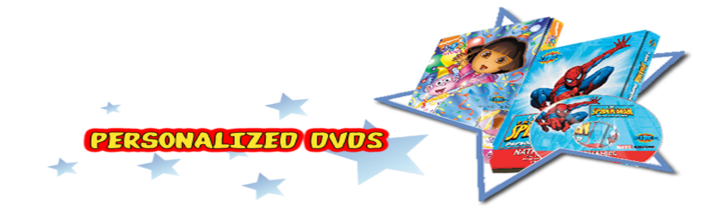 Personalized DVDs